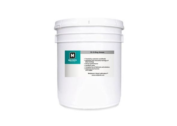 Molykote 55 O-Ring Grease - 25 kg